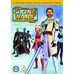 Star Wars: The Clone Wars - Season 1 Volume 3 [DVD]